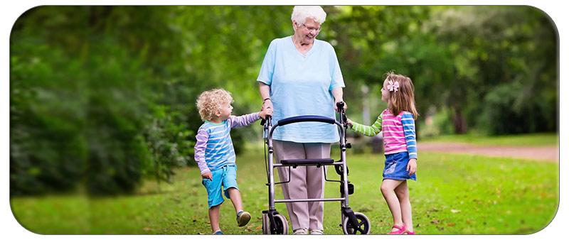 دانستن نکات مهم واکر مناسب برای سالمندان را بدانید.