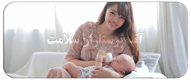 راه های ضدعفونی شیشه شیر و پستانک نوزاد در منزل