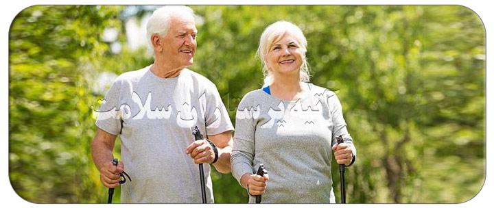 سلامت سالمندان در زندگی