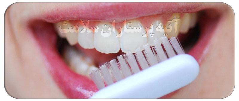 تاثیر نمک بر دندانها و مراقبت های خانگی
