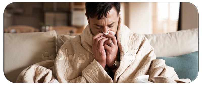 درمان خانگی تب و لرز و مراقبت از بیمار