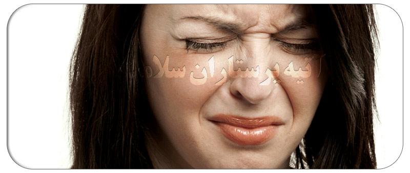 درمان خانگی طعم بد دهان