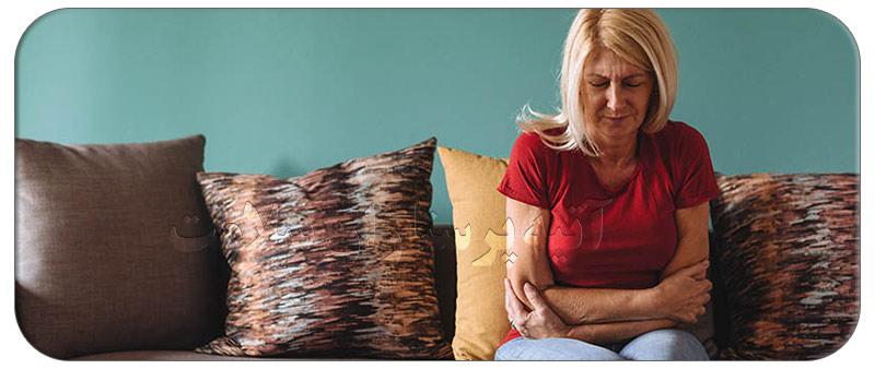 درمان خانگی معده درد با 13 روش ساده