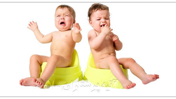 مدفوع نکردن نوزاد ( یبوست نوزاد ) آتیه