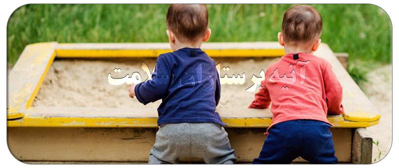 8 مورد از فواید شن بازی برای کودکان