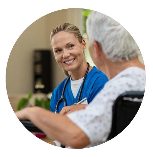 آیا پرستار سالمند خدمات درمانی یا پزشکی آتیه