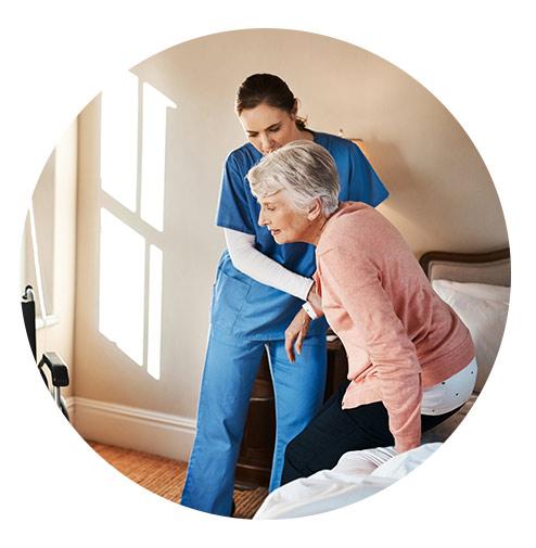 انتخاب پرستار سالمند مناسب آتیه سلامتان