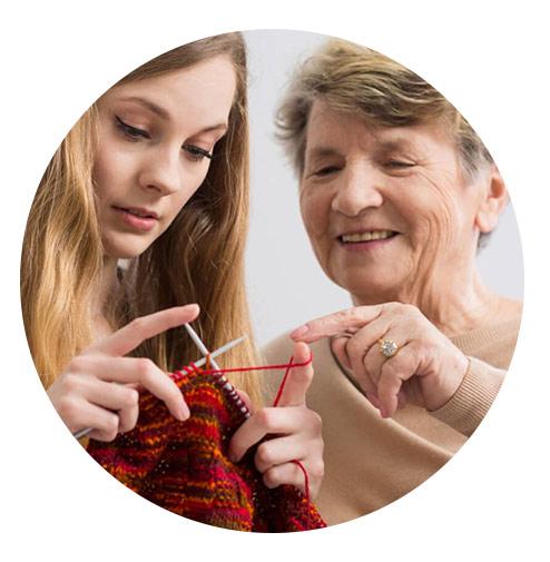 انواع مراقبت از سالمندان آتیه سلامت