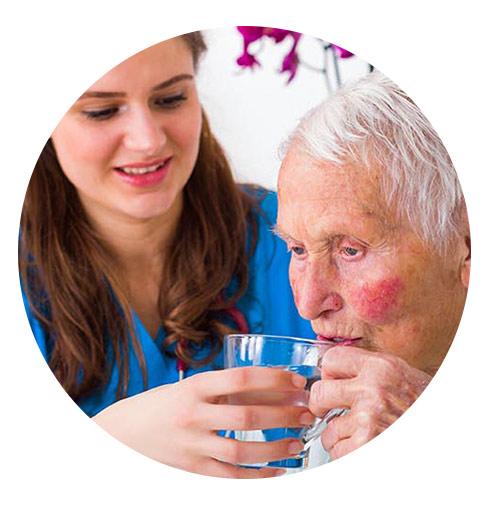 خدمات مراقبتی و نگهداری بیمار پرستار بیمار