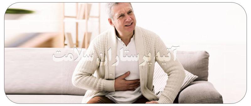 خونریزی معده در سالمندان و را ه تشخیص