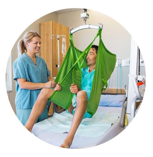 شرایط افراد برای استخدام مراقب و پرستار بیمار در منزل آتیه