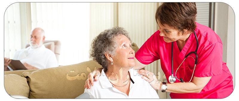 عمده ترین مشکلات شایع دوران سالمندی