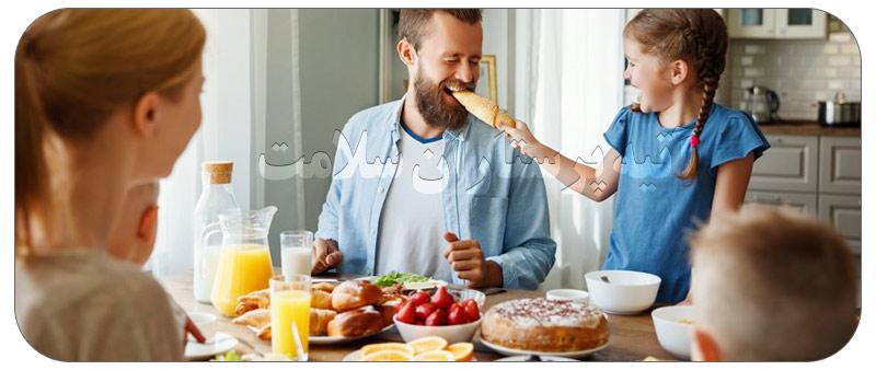 مزایای صبحانه خوردن در چیست