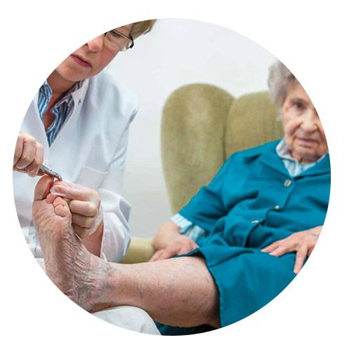 موسسه درخواست پرستار سالمند آتیه سلامت