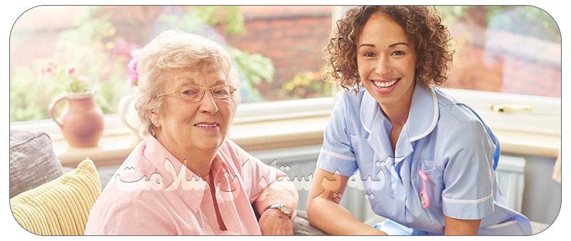 نکات مهم برای تندرستی در سالمندان
