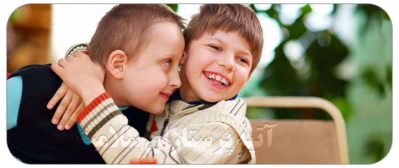 نکات مهم مراقبت از کودکان معلول جسمی در منزل