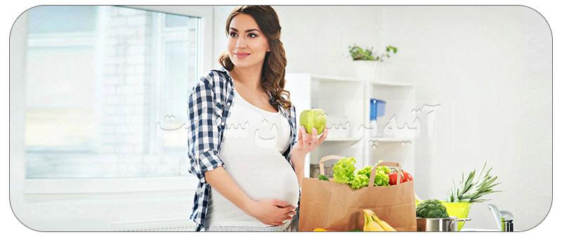 ویار در بارداری و رعایت اصول تغذیه