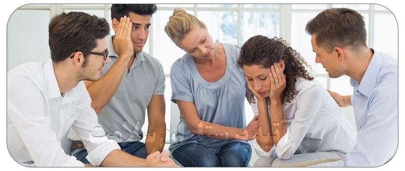 گروه درمانی چیست و چه مزایایی دارد ؟