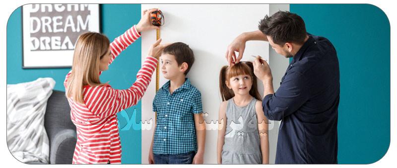 اختلالات رشد کودکی همراه با علت و درمان آن
