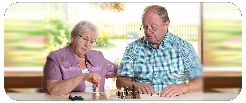 تمرین ذهنی در سالمندان