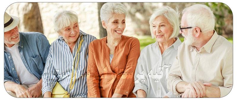راه های افزایش طول عمر در سالمندان  را بدانید