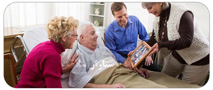 عمده ترین مشکلات نگهداری از سالمندان