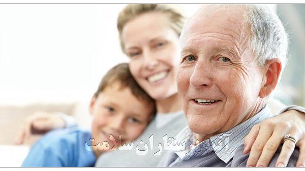 مشکلات نگهداری از سالمندان