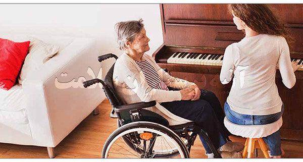 موسیقی و آلزایمر