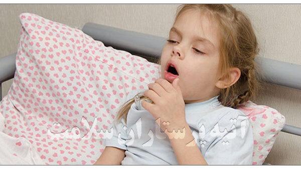 پریدن غذا در گلوی کودک