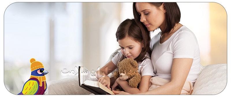 تاثیرات و فواید قصه گفتن برای کودکان