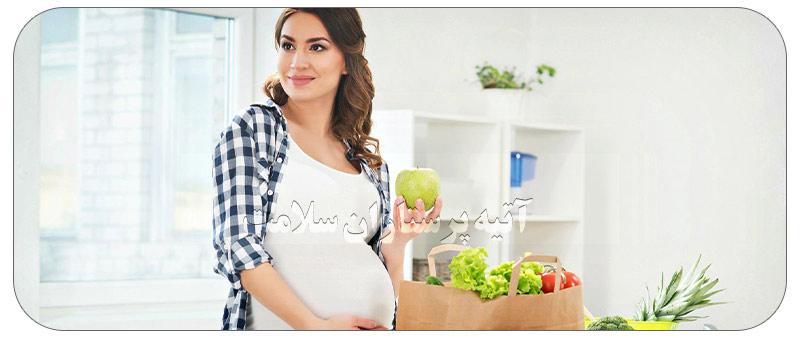 ممنوعیت های بارداری با مصرف مواد غذایی