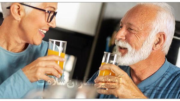 ویتامین های مورد نیاز سالمندان