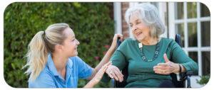ارتباط با سالمندان