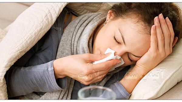 بدن درد ناشی از سرماخوردگی