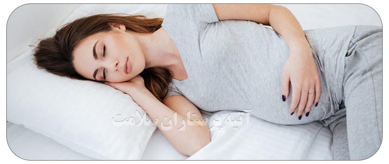 خواب زیاد در بارداری