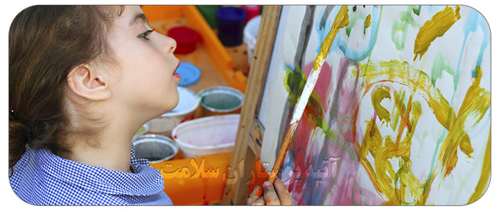 رازهای نهفته در نقاشی کودکان