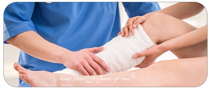راه های بهبودی شکستگی استخوان
